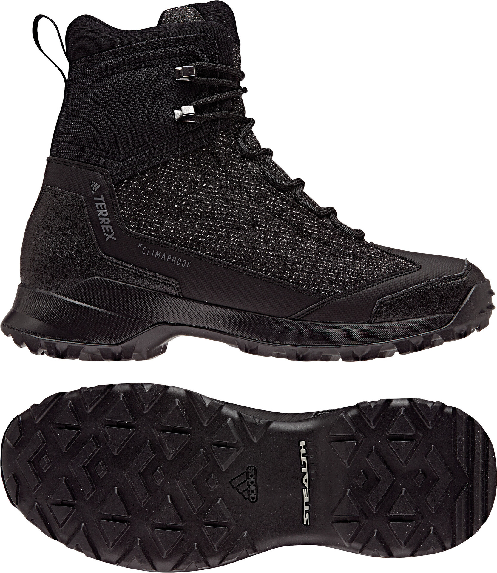 Heron Montantes Adidas Terrex D'hiver Black HommeCore Chaussures nXNOP80wk